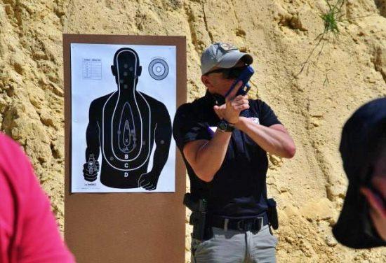 Aprendiendo a recargar el arma