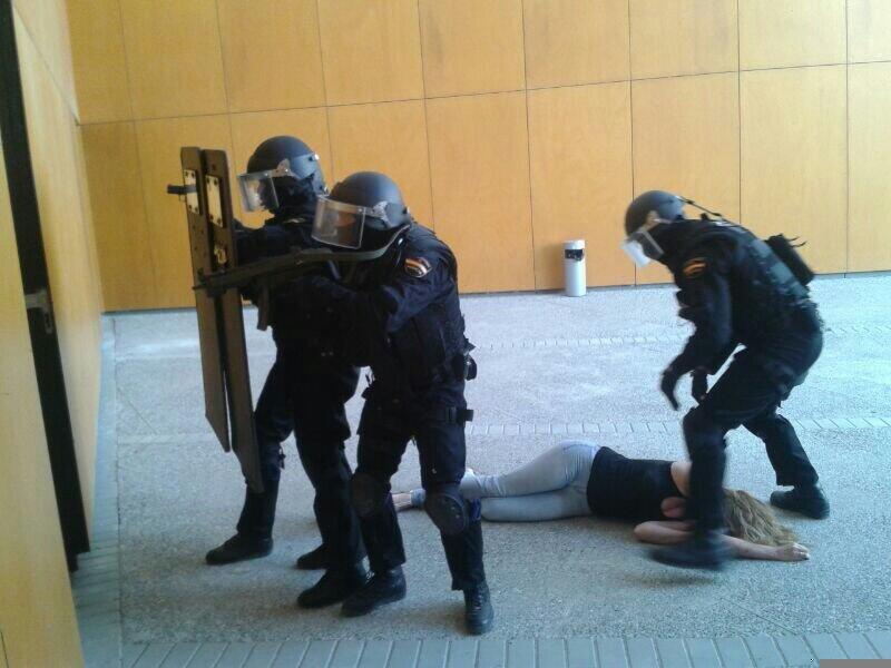 GOES de la Policía 10