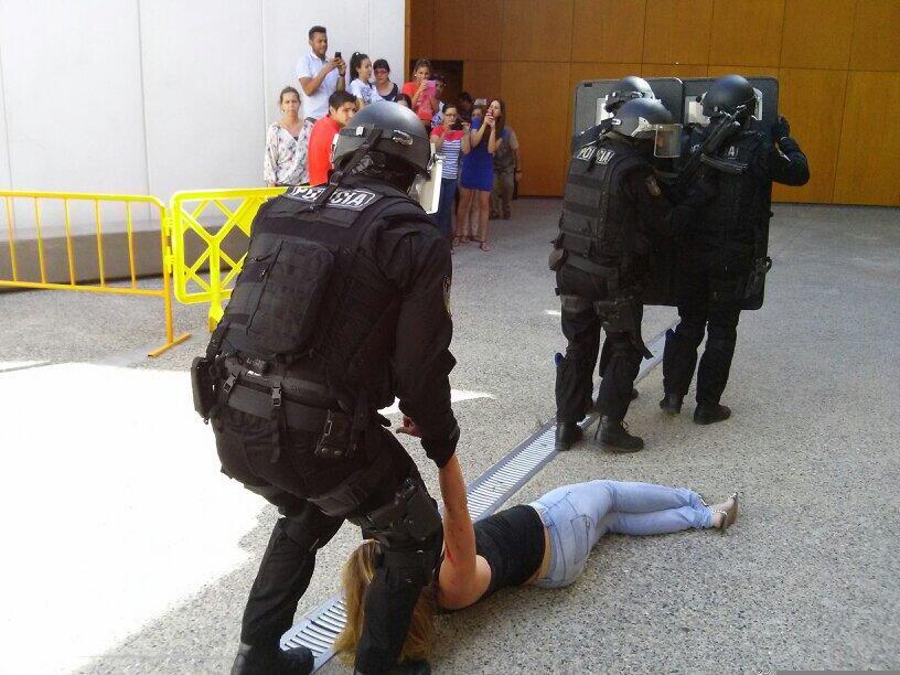 GOES de la Policía 11