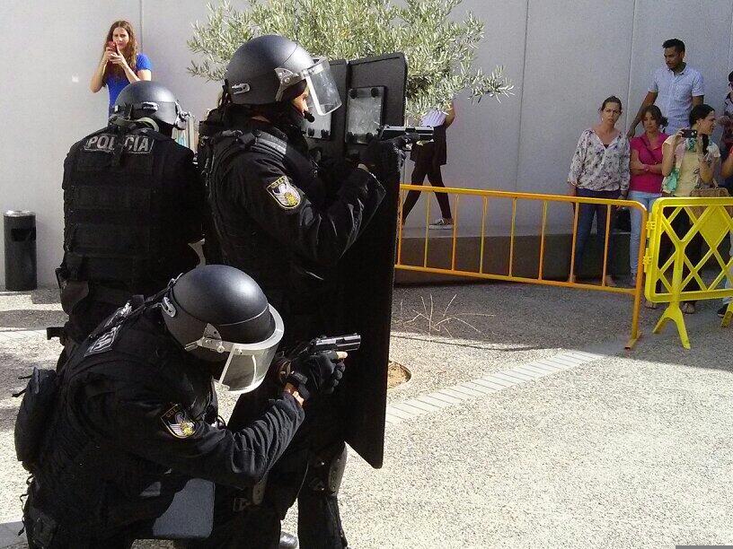 GOES de la Policía 12