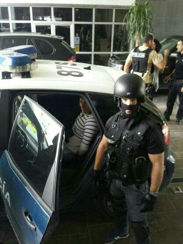 GOES de la Policía 4