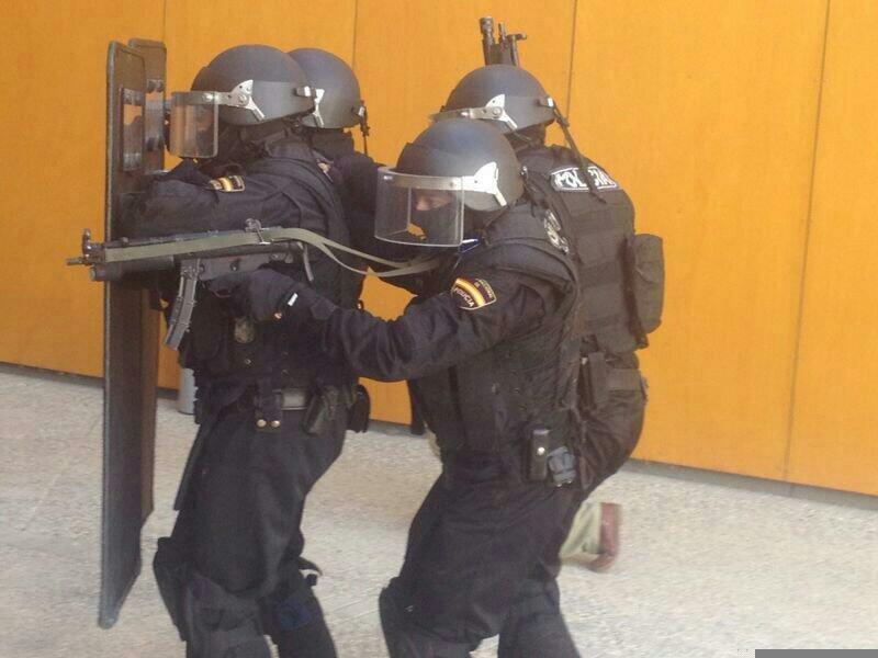 GOES de la Policía