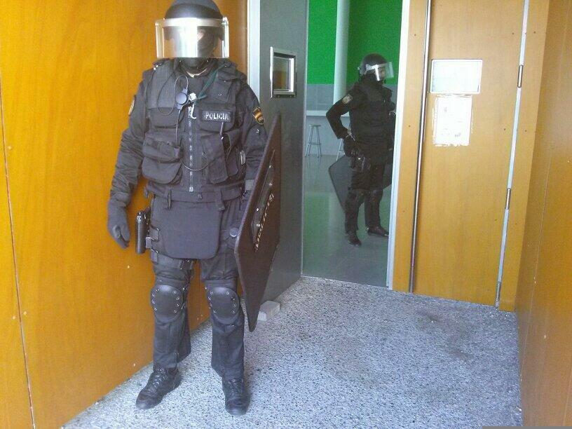 GOES de la Policía 2