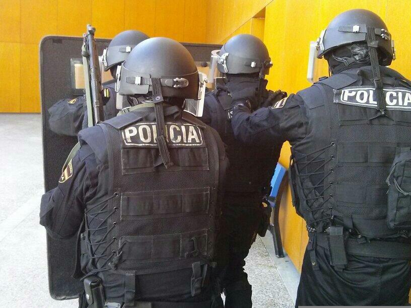 GOES de la Policía 3