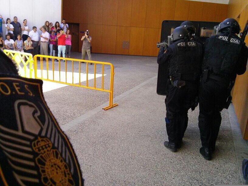 GOES de la Policía 8