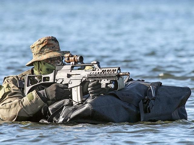 g36 en operaciones navales