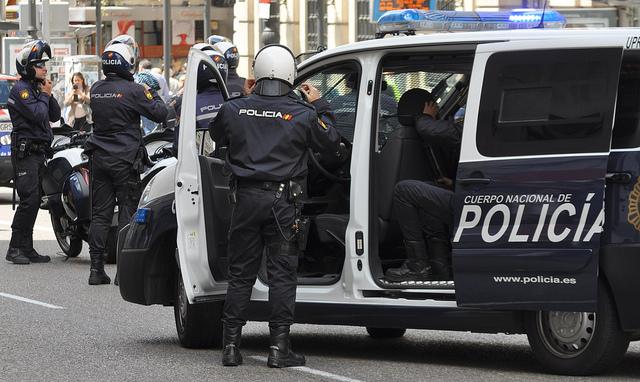 upr antidisturbios