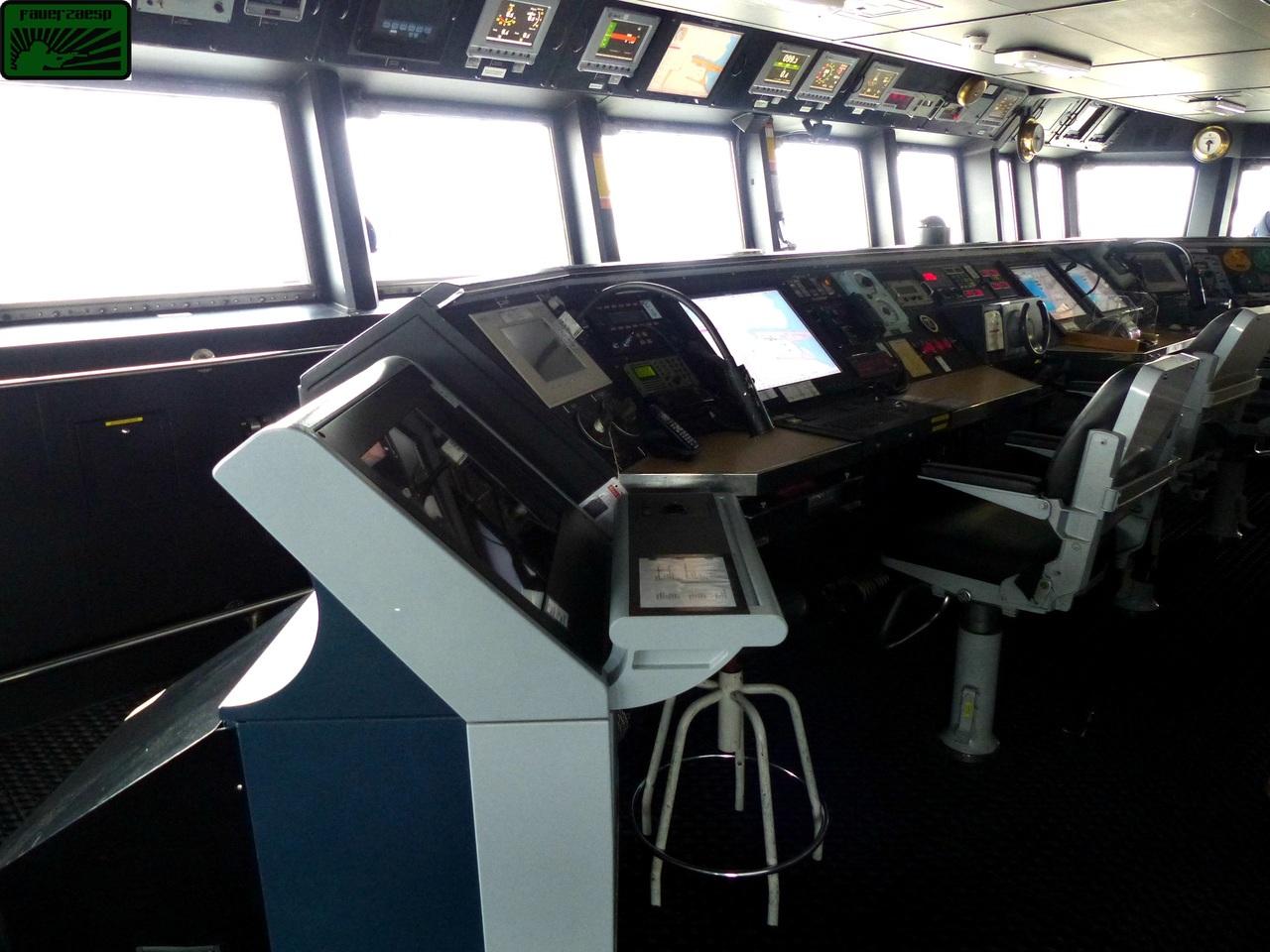 fotos puente de mando fragata f-100