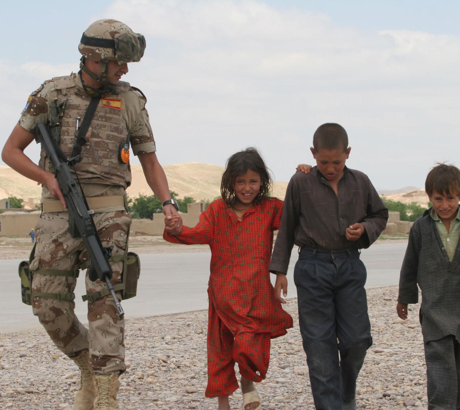 soldado español afganistan