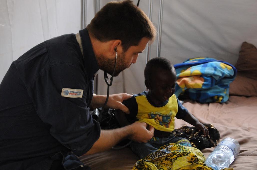 Medicina tactica en zonas de conflicto