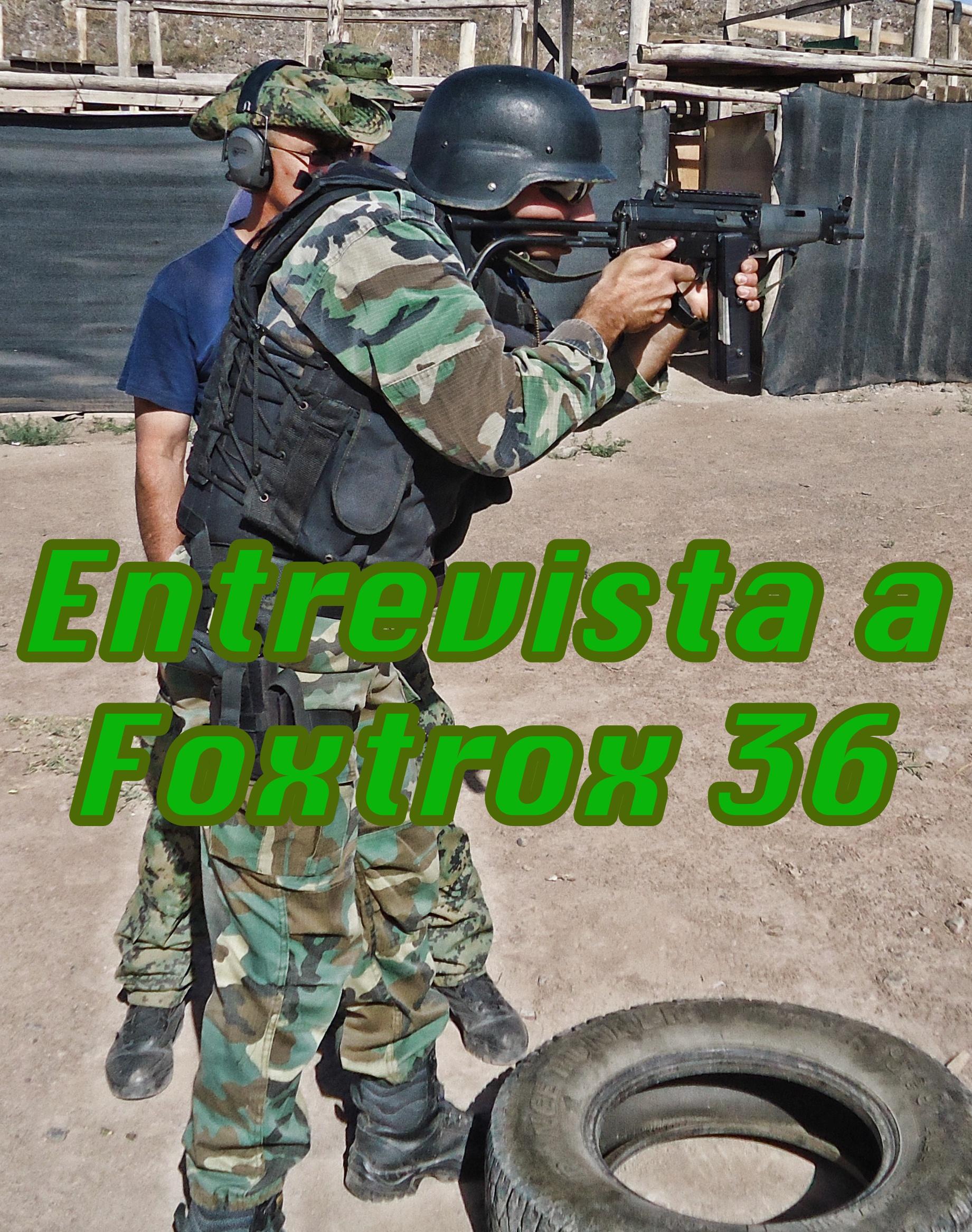 Entrevista a Policia Argentino